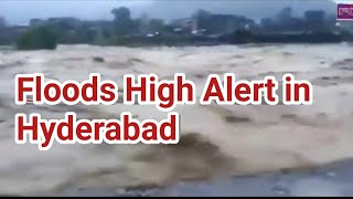 Hyderabad: Flood alert for river Musi..