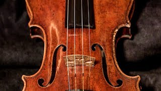 The Theft, Recovery, and Legend of Joshua Bell's Red Stradivarius Violin | Robb Report