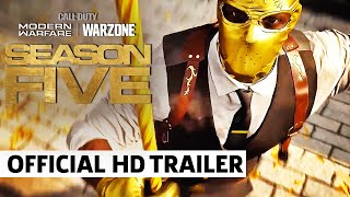 Call of Duty: Modern Warfare & Warzone - Official Season 5 Trailer