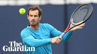 'Pain-free' Andy Murray hopes to return to singles tennis