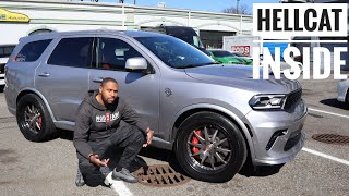 First Drive in The 2021 Dodge Durango Hellcat