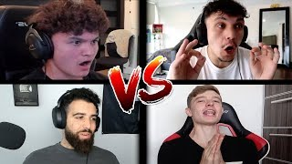 FaZe Clan Zone Wars Challenge - FaZe vs. FaZe