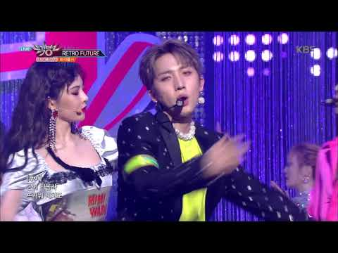 뮤직뱅크 Music Bank - RETRO FUTURE - 트리플 H(Triple H).20180720