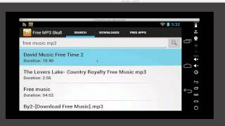 Best MP3 Download Free Music Downloader App for Android - 100% Free Unlimited Music and MP3 Download
