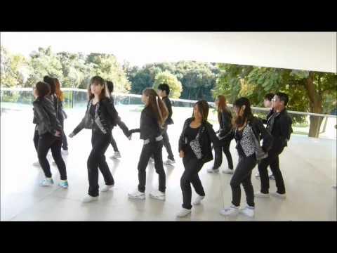 Super Junior - BONAMANA [dance] 15 members version 슈퍼주니어 - 미인아
