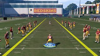 Madden 15 - Gauntlet With The Washington Redskins