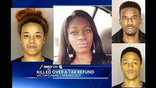 Employee Fatally Set Up CoWorker To Be Robbed For Her Income Tax.