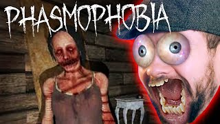 Swedish Chants Summon Ghosts | Phasmophobia