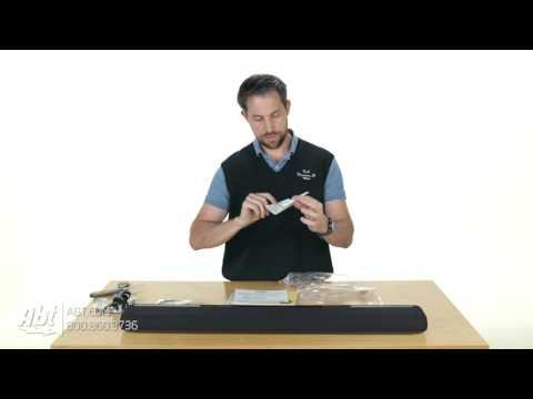 Unboxing: Yamaha Sound Bar Speaker - YAS-106