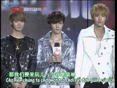 [Vietsub][Show] EXO M - 120729 China Love Big Concert Part 1 [EXOPLANETVN.COM]