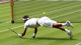 Rafael Nadal - 20 Shots That Will Make You Say WOW! | Inhuman Reflexes