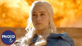 Top 10 Badass Daenerys Targaryen Moments