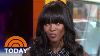 Naomi Campbell's 6 Beauty Secrets | TODAY
