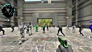 CS:GO · Zombie Escape Mod 2019: ze_Pandora_Reborn3 - Stage 2 - GFL Server