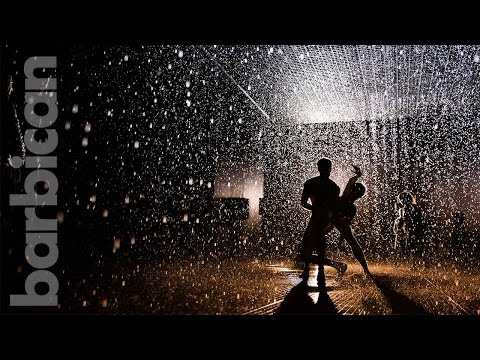 Wayne McGregor | Random Dance in the Rain Room