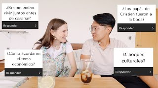 ¿Cómo es vivir juntos? Relación en pareja: Parte 1.