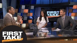 Stephen A. and Max debate: Should there be an NBA team in Las Vegas?   First Take   ESPN