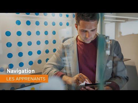 Naviguer dans Environnement d'apprentissage de Brightspace - Navigation - les apprenants