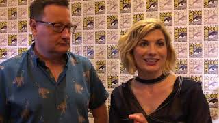 Jodi Whittaker and the Cast of 'Doctor Who' at San Diego Comic-Con 2018 | TV Insider