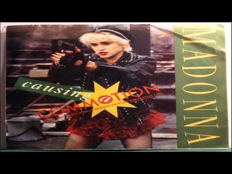 Madonna Causing A Commotion (Summer Dance Remix)