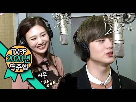 【TVPP】Joy(Red Velvet) - Nervous Joy, 조이(레드벨벳) - 가녹음 중 폭풍 긴장 @ We Got Married