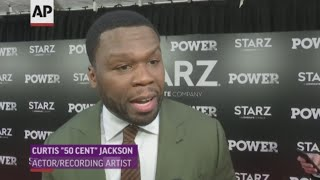 50 Cent says Terry Crews post was a 'joke'