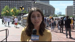 Bruins Strong: Fans say they're ready to cue the duck boats