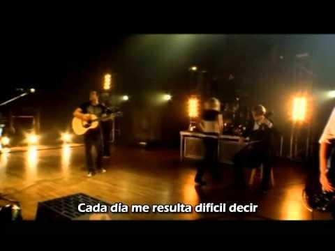 Skillet  Live - Yours To Hold [Subtitulos en Español] (9 de 15)