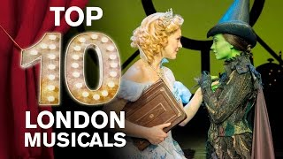 Top 10 London Musicals