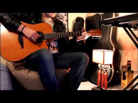 Flo Rida - Whistle guitar cover - Touns le Caldoche