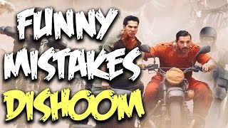 Everything Wrong With Dishoom Movie | John Abraham, Varun Dhawan | Bollywood Mistakes | Episode #11