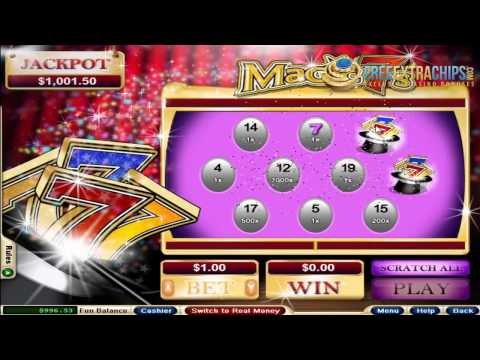 Exclusive Casino Video Preview by FreeExtraChips.com
