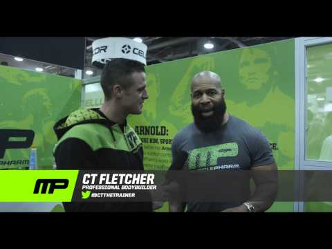 MusclePharm Arnold Sports Festival 2014 Recap