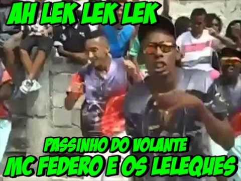 Baixar MC FEDERO E OS LELEQUES - AH LEK LEK LEK (OFICIAL 2014)