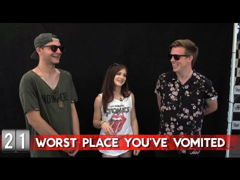 Hot Minute: Against The Current