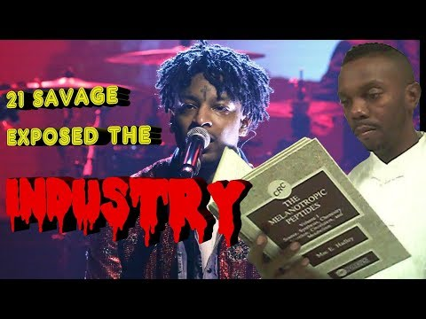 21 Savage EXPOSED The Industry Is This Why He Was Locked Up?  & 21 Savage Father Amsu Anpu