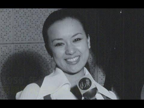 16mm老影片:1970年代影視紅星翁倩玉 甄珍向觀眾拜年