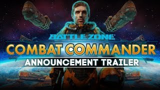 Battlezone: Combat Commander - Announcement Trailer