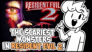 The Scariest Monsters in Resident Evil 2 - Just My Opinion