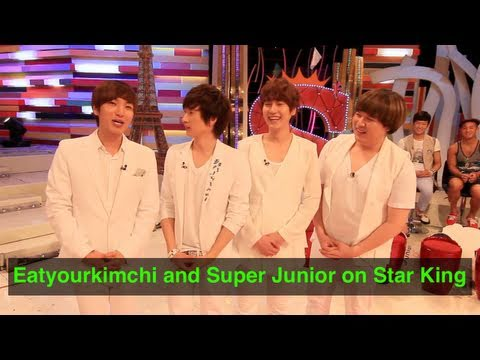 Star King with Super Junior