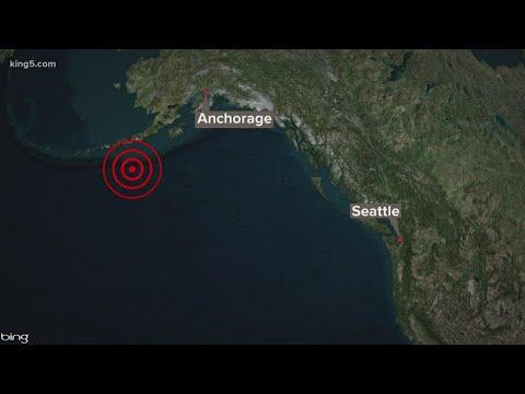 7.5 earthquake hits south Alaska