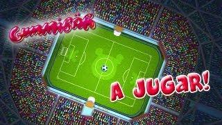 Gummibär - A Jugar! - World Cup Soccer/Football Song - Spanish - Gummy Bear - Osito Gominola