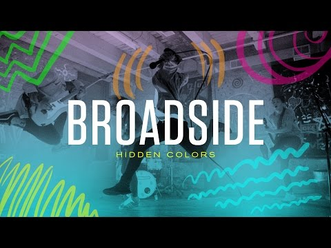 Broadside Hidden Colors