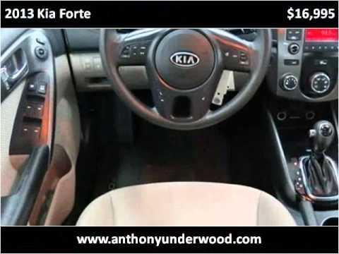 2013 Kia Forte Used Cars Birmingham AL