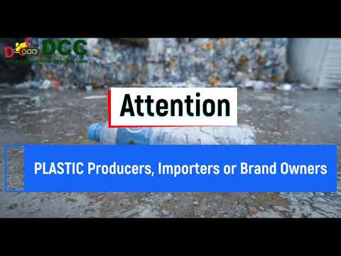 Plastic EPR Services, Zerowaste Recycler Services all over India - DCC