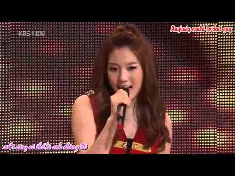 *Vietsub+Kara* Dancing Queen (Mama Mia OST)-SNSD