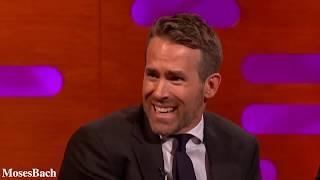 'Deadpool 2' Actor Ryan Reynolds II The Graham Norton Show