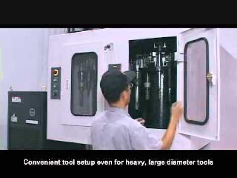 Mazak Versatech 5-axis Bridge Frame - Addy Machinery
