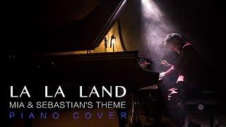 La La Land - Mia & Sebastian's Theme (Piano Cover) 4K