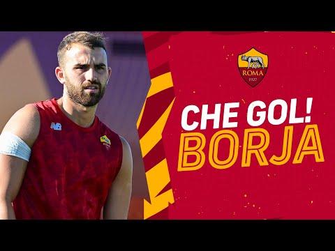 VIDEO - Assist di Ciervo e gran gol di Mayoral: il meglio dell'allenamento della Roma